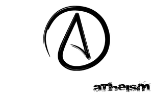 Atheism by Chookbeatle