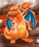 Charizard by Internal-Disaster