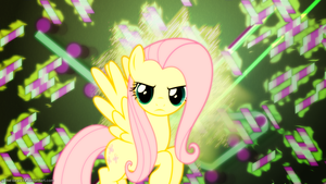 Fluttershy Wallpaper 2 Alternate by Game-BeatX14