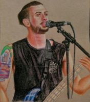 Pastel - Daniel Shapiro (The Word Alive) by ThrowYourRoses