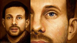 Dynamo Portrait by GDSWorld