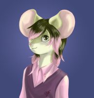 Hairdo experiment by mouseymachinations