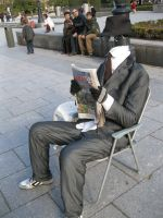 The Invisible Man by xthefallenxfilmsx