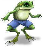 IoDM- Newt 100 percent frog by Bilious