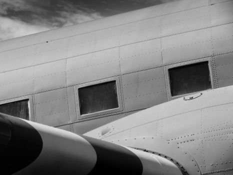 C-47 by JolieRougeArt