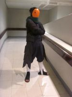 -Cosplay- Shal as Tobi 2 by kshinigami