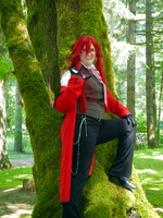 Grelle Cosplay by Sadict