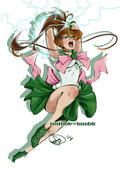 Sailor Jupiter by ignitible