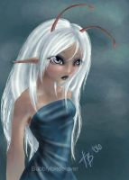 .. Grey Faerie .. by 4point5