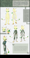 Sketch Ref 2014 by SmilehKitteh