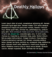 Deathly Hallows by Takes-Two