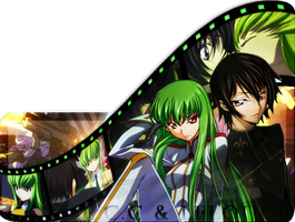 [SOTWEntry] Lelouch and CC by rebeccaangoo