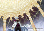 Pandora Hearts - Curtain Call by KindaMayvelle