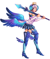 Odin Sphere-Gwendolyn by InstantCereal