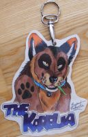 Conbadge Commissions OPEN by TheKarelia