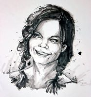 Anette Olzon by o0gie
