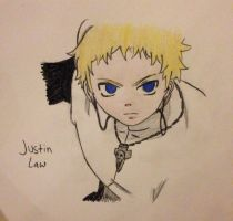 Justin Law by Prussianess
