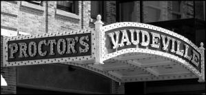 Proctor's-Back Marquee by KWilliamsPhoto