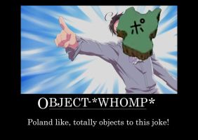 Object--Whomp- by Maddy271