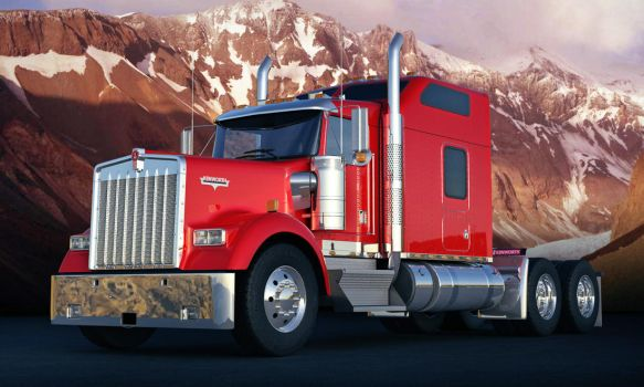 Kenworth W900 by STH-pl