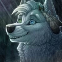 Icon Comish - Into the Light by TwilightSaint