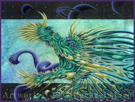 Saturnian Scourge by rachaelm5