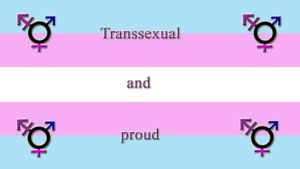 Transsexual and Proud -English- by Cybergothgalore