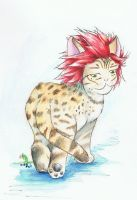 Kitten Project: Axel by LossingFeathers