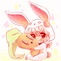 :C: Derpybunnies by nouraii