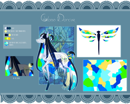 [Reference] Glass Dancer [New design !] by Lebazardesmondes