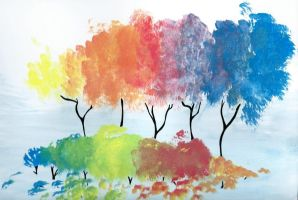 Color Trees by Gorrza
