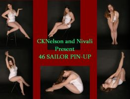 Pin-up Stock Pack by CKNelson