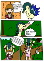 Yumi's Adventurous Adventures Vol 1 - Page 7 by Phewmonster