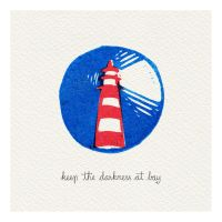 Day 25 - keep the darkness at bay by SusannH