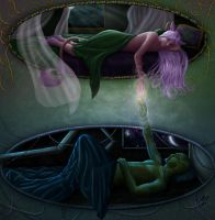 I Dreamed of You... by Ilenora