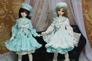 Mint melody by popomini