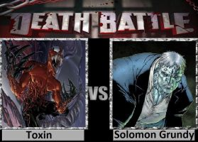 Death Battle Idea #10 by rumper1