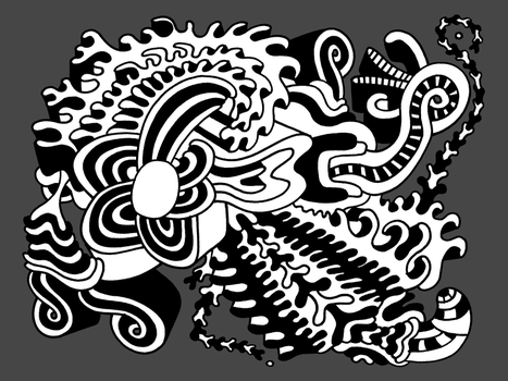 Doodle January 4th 2010 by cargill