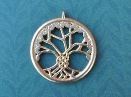 Tree Of Life Pendant by dfoley75
