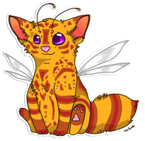 beecat adoptable CLOSED by iceiline