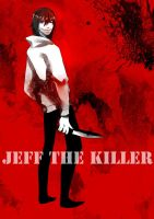 Jeff the killer3 creepy pasta by ichimatsu14