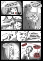 The dixons p.1 by GakiRules