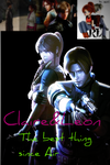Claire and Leon by JillValentine1998