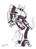 Shockwave by hellbat