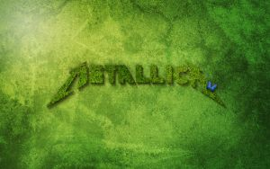 Metallica Grass by filsru