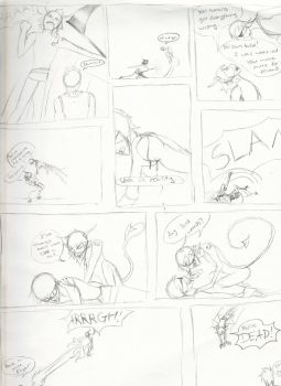 Cancer vs Charr page 3 by blackfrost08