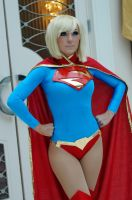 Supergirl - 2 by popecerebus