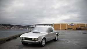 Peugeot 504 Exterior by DaniNeves