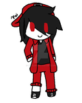 My bby Roblox char by iXColor