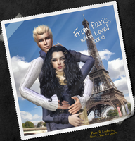 From Paris With Love by GPhoenix